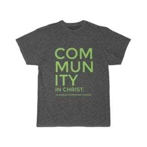Community in Christ Men's Short Sleeve Tee